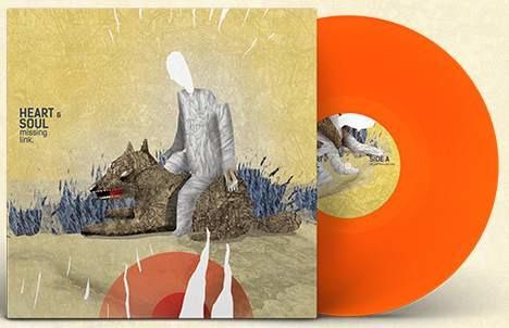 Heart & Soul - Missing Link - 140 gram, wersja pomarańczowa