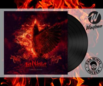LaNinia - Lonelines - black 100 szt.