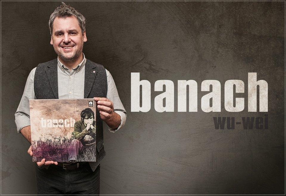 """Piotr Banach """"Wu-Wei"""" 2 LP wydawnictwo Chodzą Słuchy Records"""