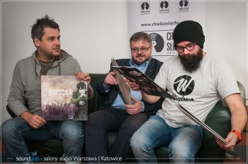 Piotr Banach, Piotr Mamcarz (Chodzą Słuchy Records) Pan Winyl